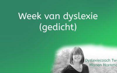 Week van dyslexie
